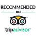 Recommended on Tripadvisor!